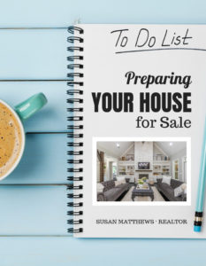 Preparing Your House for Sale Guide Book Cover
