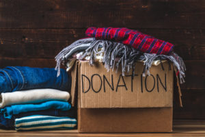 where to donate household items in Charleston